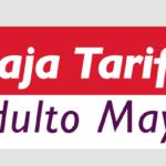 Ley Rebaja Pasajes de Adultos Mayores en 50%